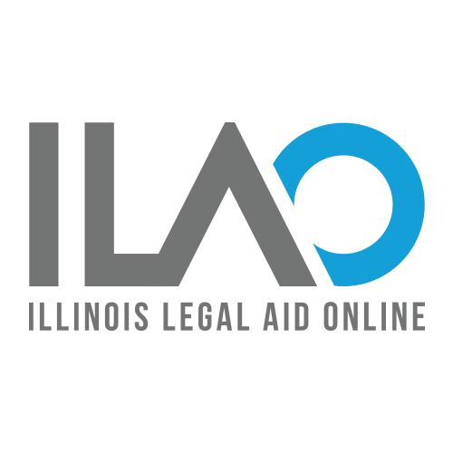 Illinois Legal Aid Online Logo