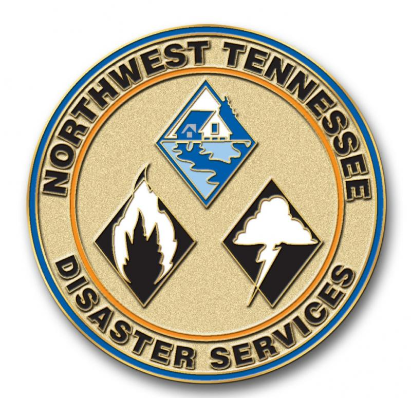 NORTHWEST TENNESSEE DISASTER SERVICES Logo