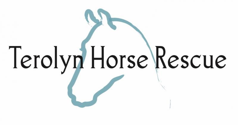 Terolyn Horse Rescue Inc Logo