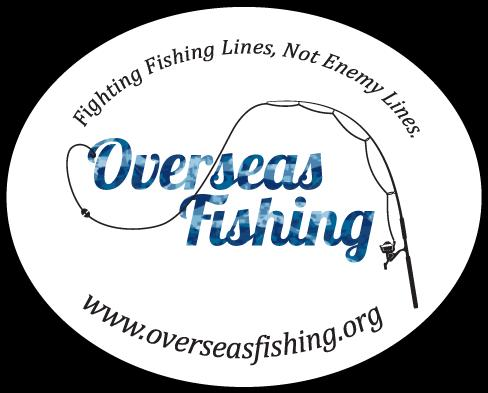 Overseas Fishing Logo