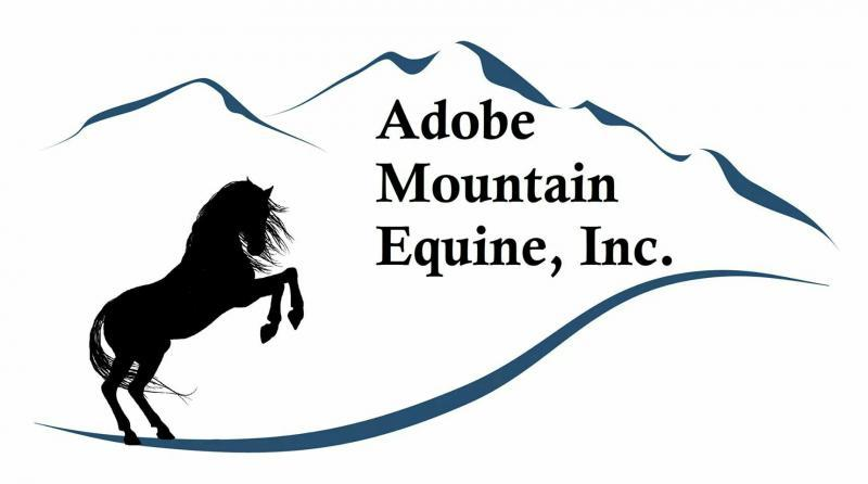 Adobe Mountain Equine Inc Logo