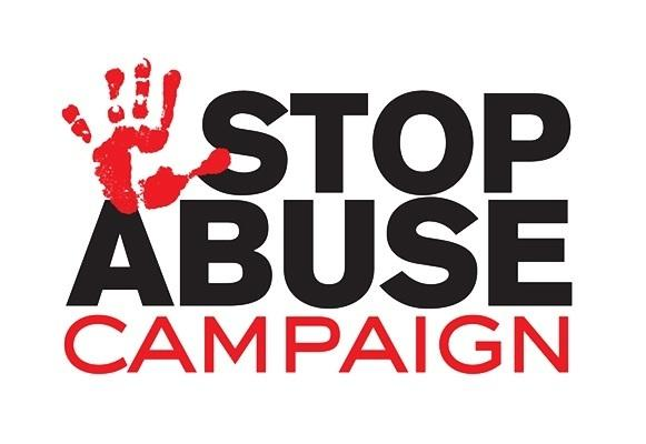 Stop Abuse Campaign Logo