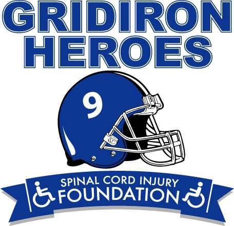 Gridiron Heroes Spinal Cord Injury Organization Logo