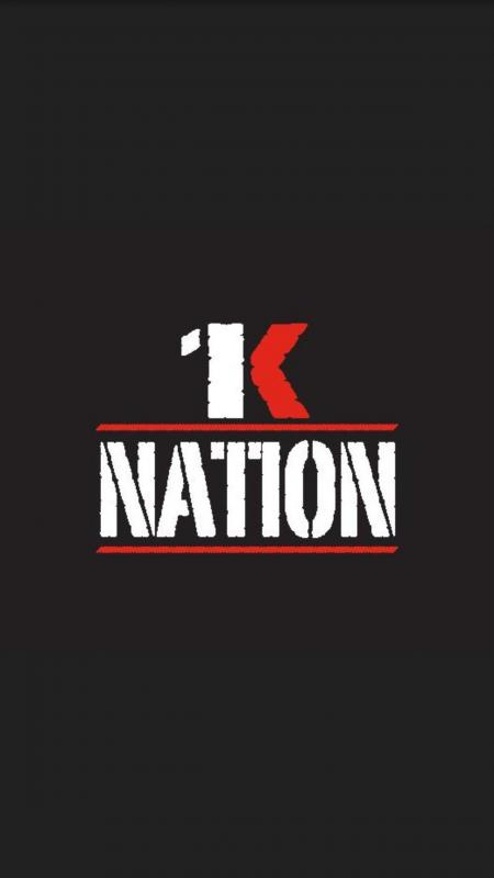 1K Nation, Inc. Logo