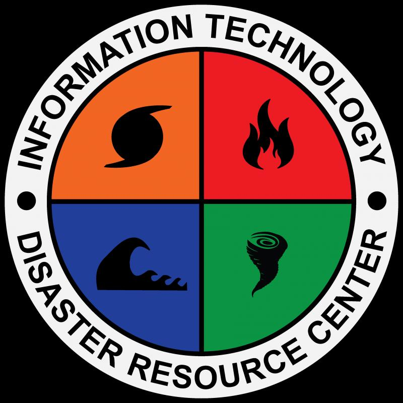 Information Technology Disaster Resource Center Inc Logo