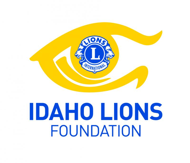 Idaho Lions Sight and Hearing Foundation Logo