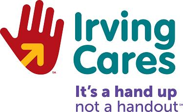 Irving Cares Logo