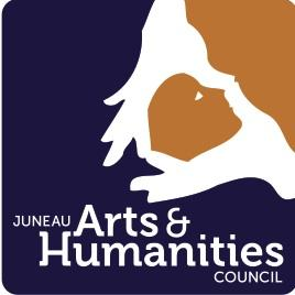 JUNEAU ARTS AND HUMANITIES COUNCIL Logo