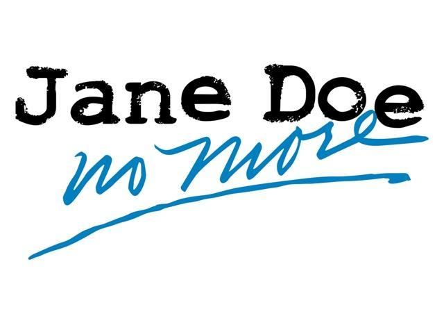 Jane Doe No More, Inc. Logo