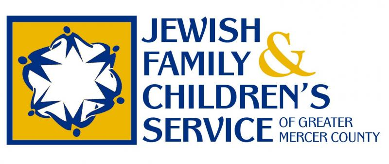 JEWISH FAMILY & CHILDRENS SERVICE OF GREATER MERCER CO Logo