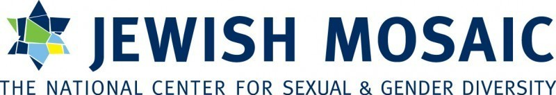 Jewish Mosaic: The National Center for Sexual and Gender Diversity Logo