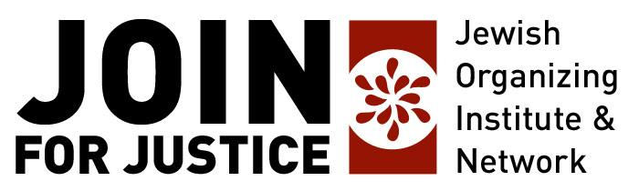 Join for Justice Logo