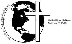 Jesus Saves International Ministries Inc. Logo