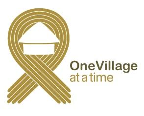 One Village at a Time Logo
