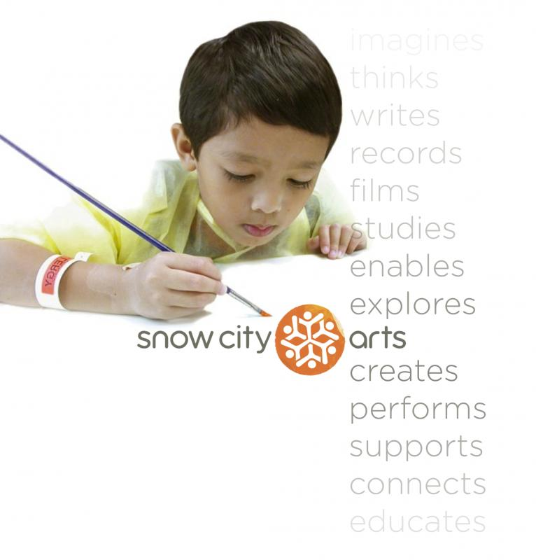 Snow City Arts Logo