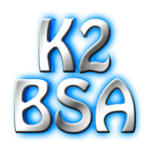 K2BSA Amateur Radio Association Logo