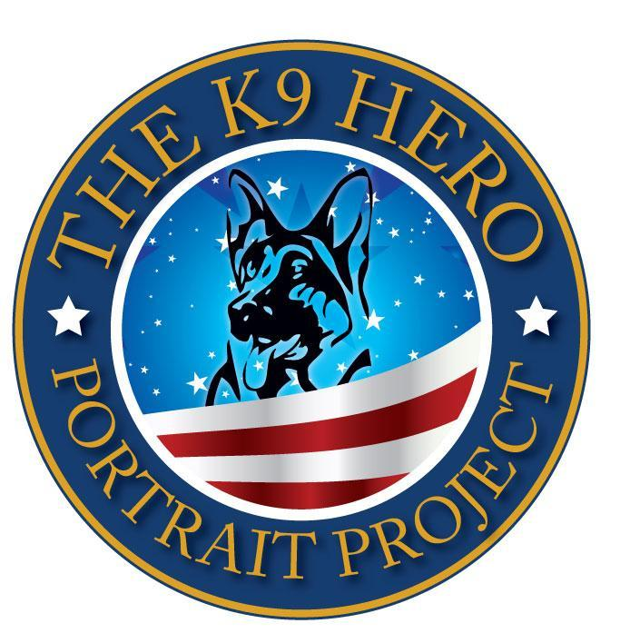 K9 Hero Portrait Project Logo