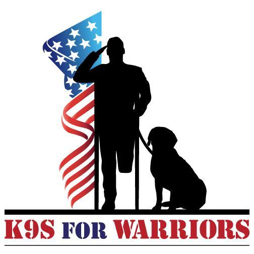 K9s For Warriors Logo