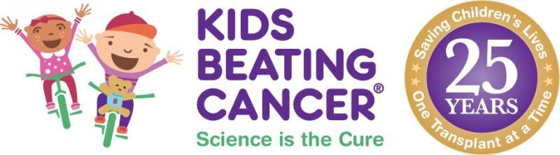 Kids Beating Cancer Logo