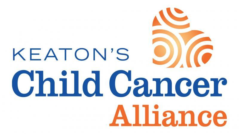 Keaton's Child Cancer Alliance Logo
