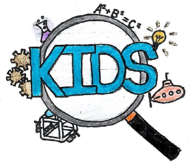 Kids Into Discovering Science Logo
