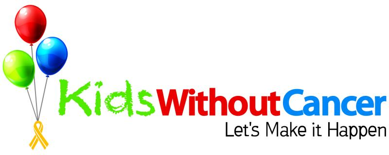 KIDS WITHOUT CANCER  (formerly Leukemia, Research, Life, Inc.) Logo