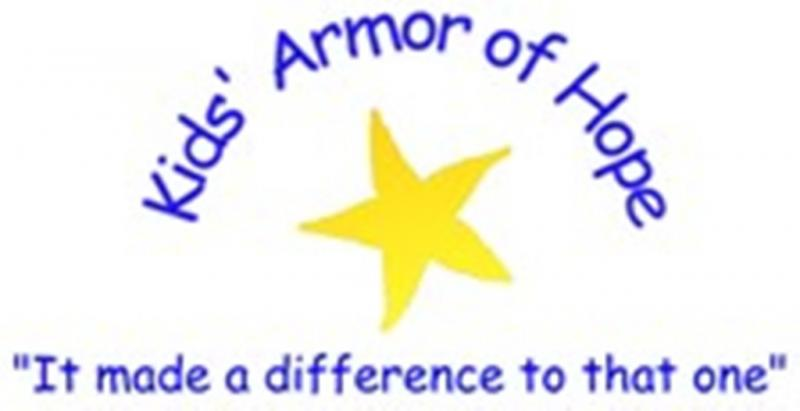 Kids Armor of Hope Inc Logo