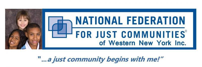 THE NATIONAL FEDERATION FOR JUST COMMUNITIES OF WESTERN NEW YORK Logo