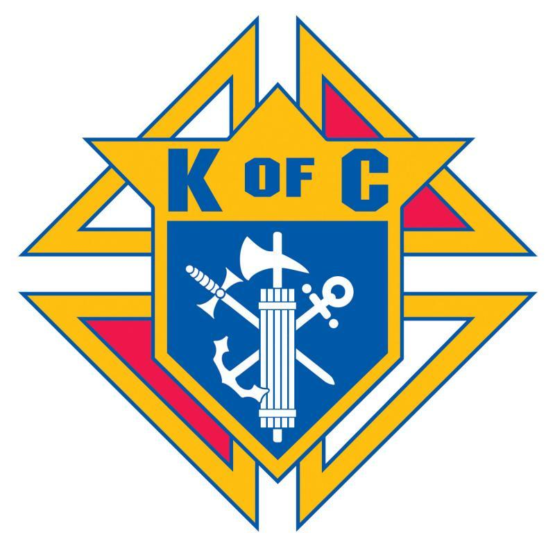 KNIGHTS OF COLUMBUS council #4438 Logo