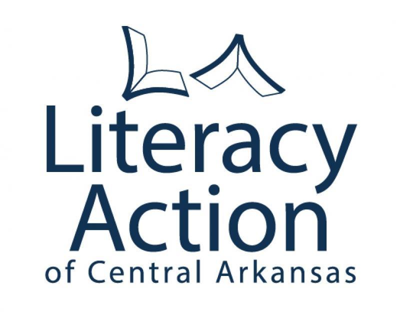Literacy Action Of Central Arkansas Logo