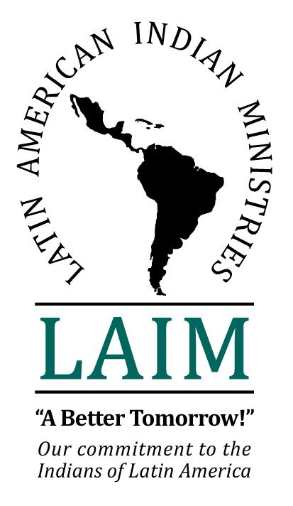 Latin American Indian Ministries Logo