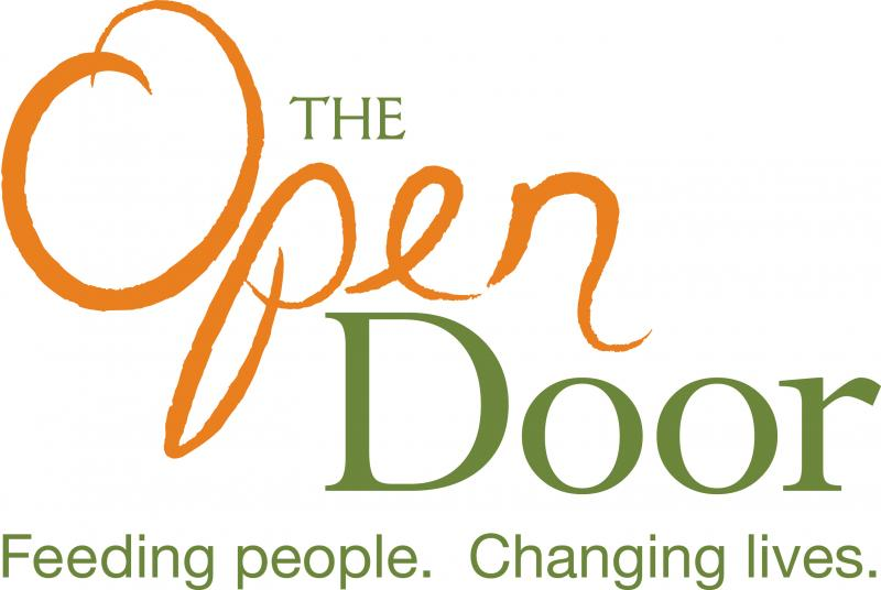 The Open Door/Cape Ann Food Pantry, Inc. Logo