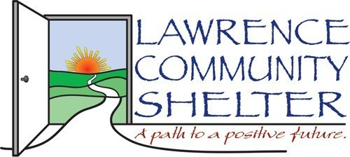 Lawrence Community Shelter Logo