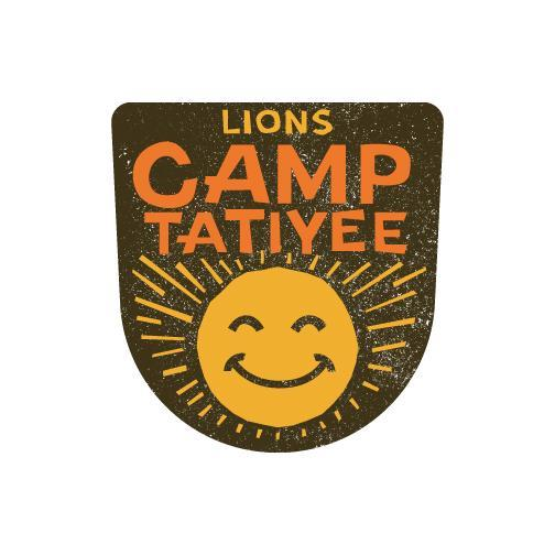 Lions Camp Tatiyee Inc Logo