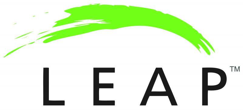 The LEAP Foundation Logo