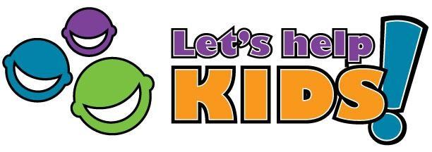 LETS HELP KIDS Logo