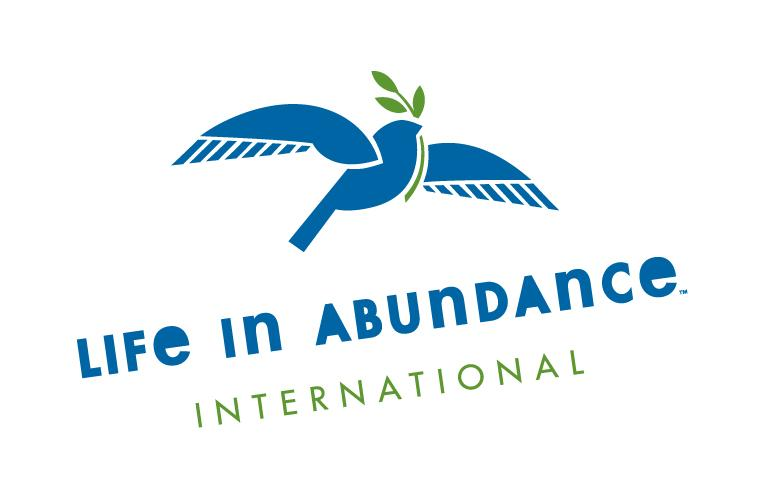 LIFE IN ABUNDANCE INTERNATIONAL Logo