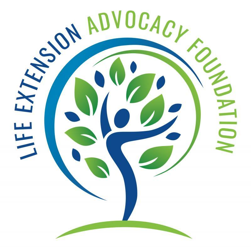 Life Extension Advocacy Foundation Inc Logo