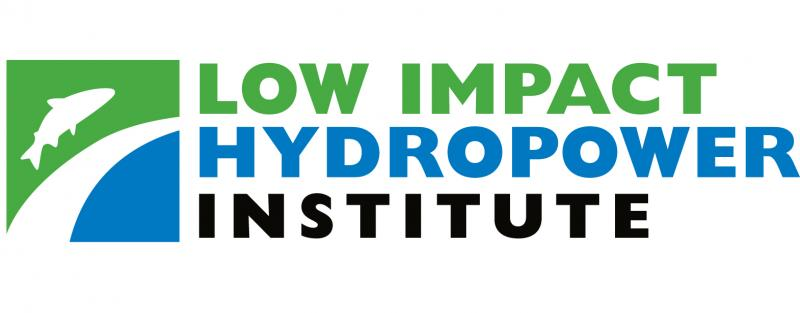 LOW IMPACT HYDROPOWER INSTITUTE Logo
