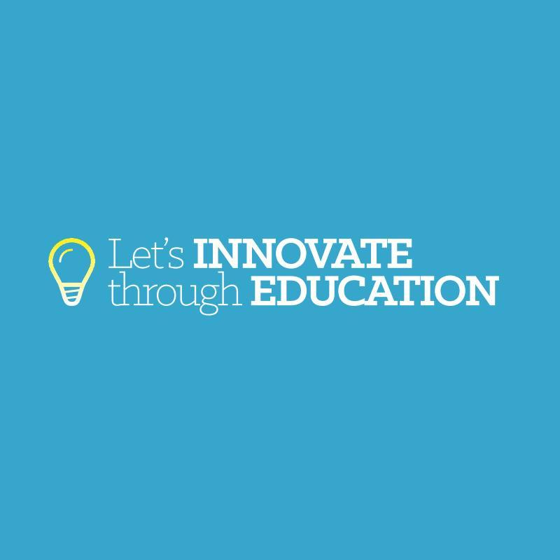 Lets Innovate Through Education Logo