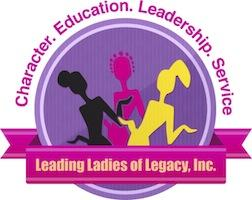 Leading Ladies of Legacy, Inc. Logo