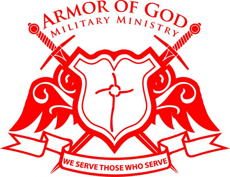 Armor of God Military Ministry Logo