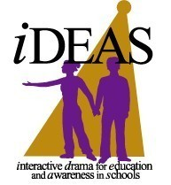 Interactive Drama for Education And Awareness in the Schools Inc Logo