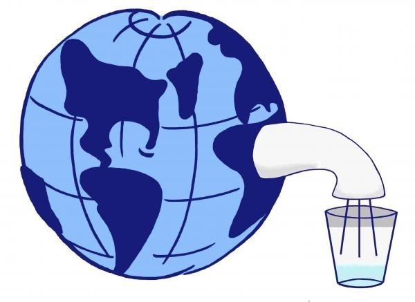 Operation Safe Drinking Water Logo