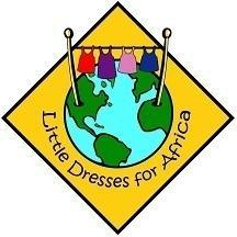Little Dresses for Africa Logo