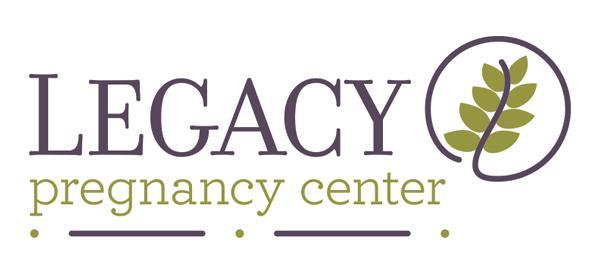 LEGACY PREGNANCY CENTER Logo