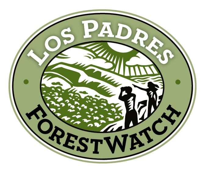 Image result for los padres forest watch logo