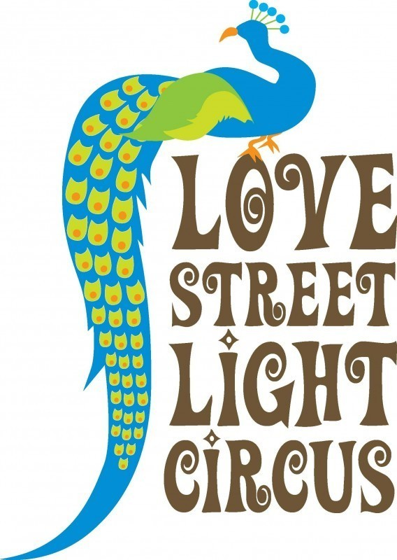 Love Street Light Circus, Inc. Logo