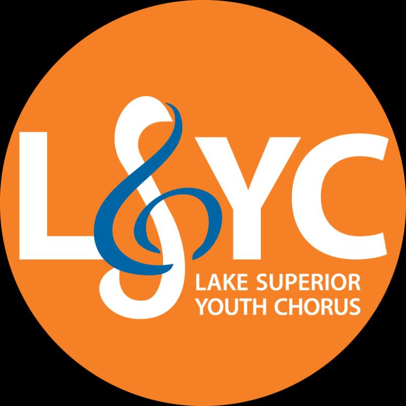 Lake Superior Youth Chorus Inc Logo