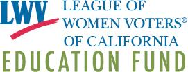 League of Women Voters of California Education Fund Logo